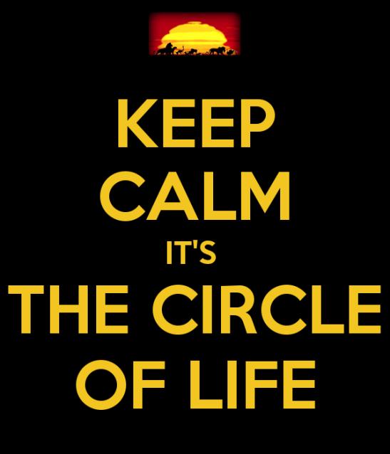 circle-of-life ζωή θάνατος